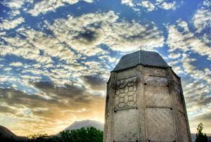 برج یادمان شیخ شبلی در دماوند + تصاویر