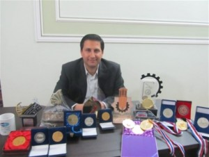 کسب۱۷ مدال در المپیاد و مسابقات بین المللی توسط جوان مخترع