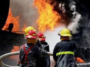 جزئیات جان باختن یک آتش نشان در هتل هرمز بندرعباس