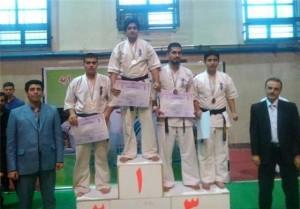 کسب ۲۲ نشان توسط تیم کاراته دماوند در مسابقات کیوکشین کـاراتـه استان تهران