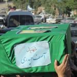 شهید افغان به یاد حضرت علیاکبر (ع)، جان خود را فدای دفاع از حرم حضرت زینب (س) کرد+فیلم