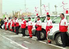 آمادهباش جمعیت هلال احمر در مقابله با سیل احتمالی در شهرستان دماوند