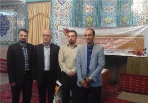 محفل نورانی انس با قرآن کریم در محله کوهان+تصاویر