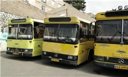 خط اتوبوسرانی رودهن ـ تهران راهاندازی شد