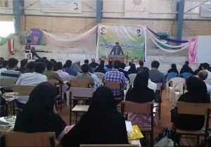جشن دانشجویان ورودی جدید دانشگاه پیام نور دماوند+تصاویر