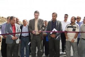 افتتاح پروژه آسفالت بلوار اصلی روستای یلقان دره با اعتباری بالغبر ۱۱۷ میلیون تومان