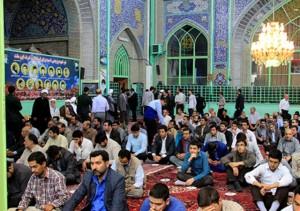 مراسم بزرگداشت جانباختگان مظلوم فاجعه منا در دماوند برگزار شد+تصاویر