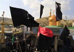روستای زیارت کیلان؛ میعادگاه عاشقان اباعبدالله الحسین(ع) در روز عاشورا