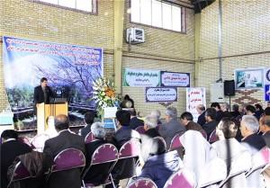 دومین همایش ملی زنبورعسل در دماوند برگزار شد