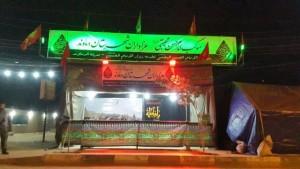 آمادگی موکب دماوندیها برای پذیرایی از زائران حسینی در کربلای معلی