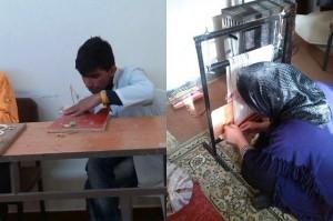 موسسه مددکاری و حرفه آموزی معلولان پویش مهر دماوند راهاندازی شد
