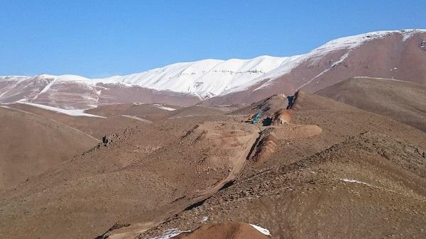 خط لوله گاز لاریجان