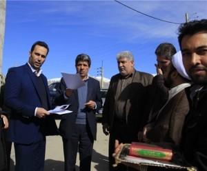 بهرهبرداری از پروژههای طرح هادی ۶ روستای دماوند