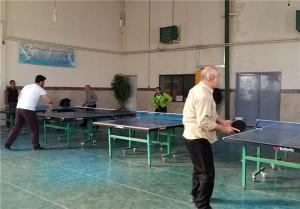 برگزاری مسابقات تنیس روی میز ویژه خانوادههای شاهد و ایثارگر در دماوند