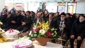مدرسه مسکن مهر امام رضا(ع) در دماوند افتتاح شد
