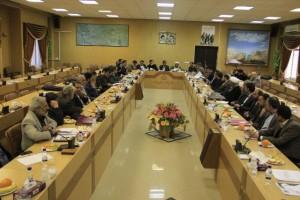 نشست مشترک هیأتهای نظارت و اجرایی با کاندیداهای انتخابات مجلس دهم در حوزه انتخابیه دماوند و فیروزکوه