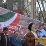 تقوی در جمع مردم دماوند: امام از سلاح فتوا و نفوذ در دل ها استفاده کرد/ غربی ها، ایران را جزیره ثبات برای مبارزه با شرق می دانستند