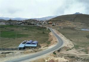 بلاتکلیفی وعده یکساله مسئولان در اجرای طرح تعریض و بهسازی جاده آبسرد- کیلان