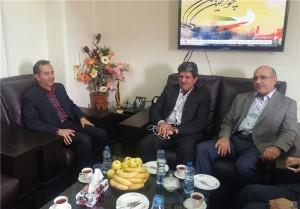 بازدید رئیس ستاد انتخابات استان تهران از شعب اخذ رأی رودهن