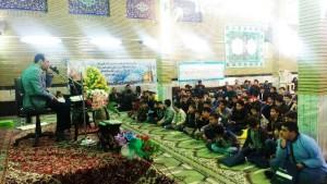 تجلیل از ۶۰ قرآن آموز در اولین دوره اختتامیه مسابقات قرآنی بخش رودهن