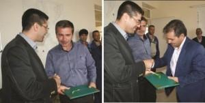 بهنام باقری به عنوان سرپرست جدید امور بهرهبرداری آبفای شهر کیلان منصوب شد