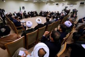 رهبر انقلاب: پیگیری حقوق پایمال شده ملت ایران به علت تحریمها در دستور کار قضایی قرار گیرد