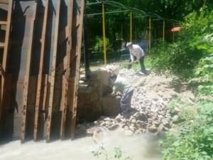 آزادسازی ۷۶۰۰ متر مربع از بستر و حریم رودخانههای دلیچای و کلاک دماوند