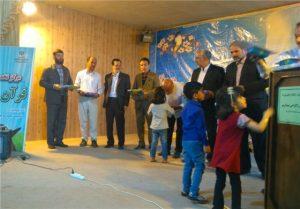 برگزاری همایش تجلیل از ۱۷۰ نوآموز و فعال قرآنی در دماوند