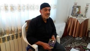 مناجات نامه «نوای سحر» اثری از سرودههای مرحوم استاد نصرالله کیاماری