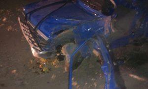 برخورد کامیون با نیسان در جاده خطر آفرین کیلان یک کشته برجای گذاشت