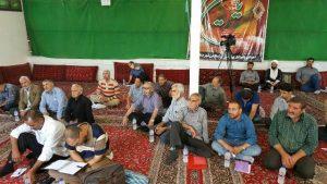 برگزاری دوره آموزشی ایمنی و آتش نشانی ویژه ۱۲۰ خادم مساجد شرق استان تهران