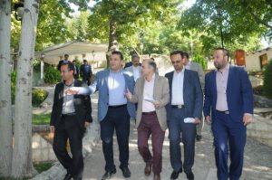 همایش شهرداران شرق استان تهران در رودهن برگزار شد