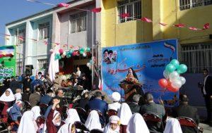 جشن شکوفهها در شهر رودهن برگزار شد+تصاویر