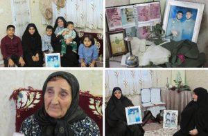 روایت همسر شهید عبدالرحیم حقیری از آخرین دیدار/ مادری که هر شب فرزندش را در عالم رویا ملاقات میکند