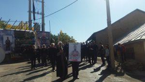 برگزاری مراسم گرامیداشت شهید مدافع حرم «سید مهدی حسینی» در روستای هویر دماوند+تصاویر