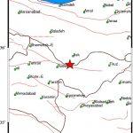 زلزله ۳٫۹ ریشتری دماوند را لرزاند