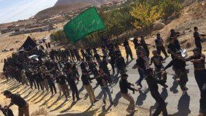 مراسم باشکوه عزاداری روز عاشورای حسینی در روستای گرمابسرد دماوند+تصاویر