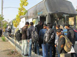 به یاد ۲۱ شهید دانشآموز شهرستان دماوند؛ ۱۶۰ دانشآموز مدارس دماوند به مناطق عملیاتی غرب کشور اعزام شدند