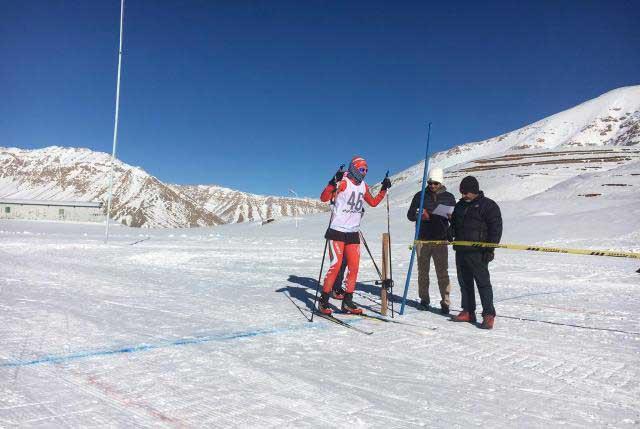 مرحله دوم رقابتهای بینالمللی لیگ اسکی صحرانوردی به میزبانی شهرستان دماوند پایان یافت