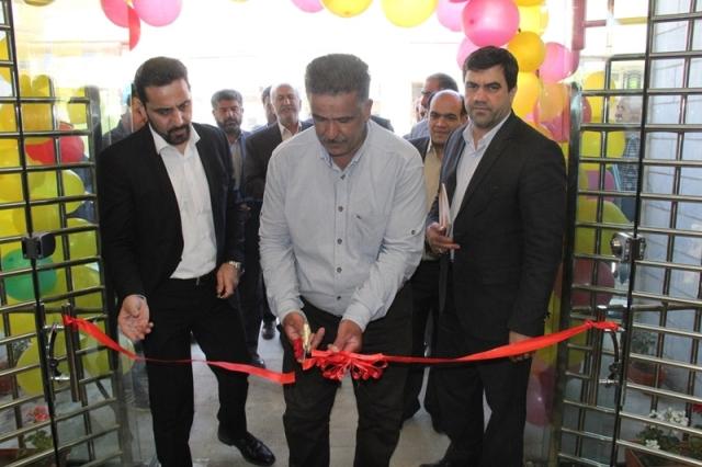 افتتاح باجه خدمات بانکی پست بانک ایران در روستای جابان دماوند+تصاویر