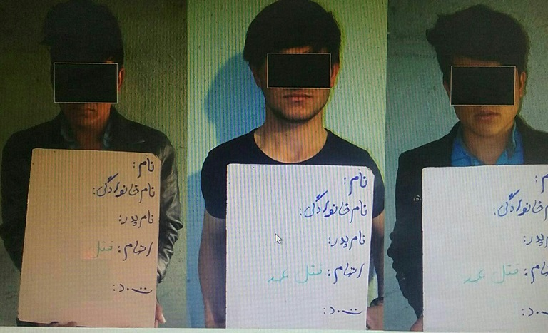 کشف یک جسد سوخته در روستای سربندان دماوند/ دستگیری سه تبعه افغان متهم به قتل توسط مأموران شهرستان دماوند