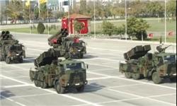 ورود اولین گروه از نظامیان ترکیه به قطر