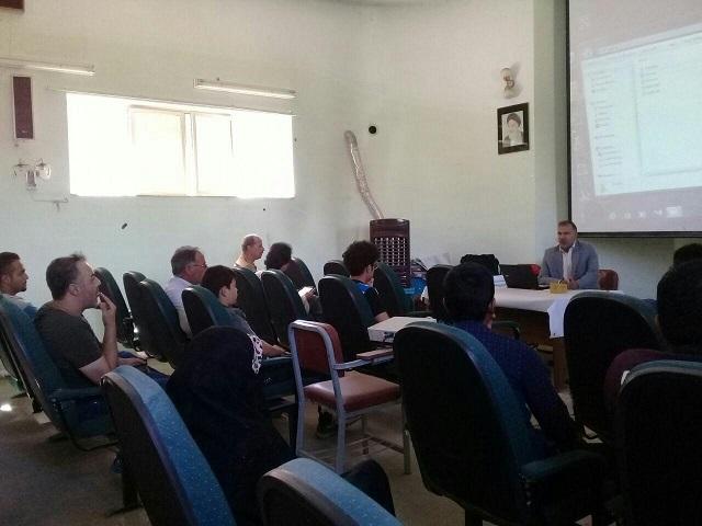 برگزاری دوره آموزش مهارتی پرورش زنبور عسل در شهرستان دماوند
