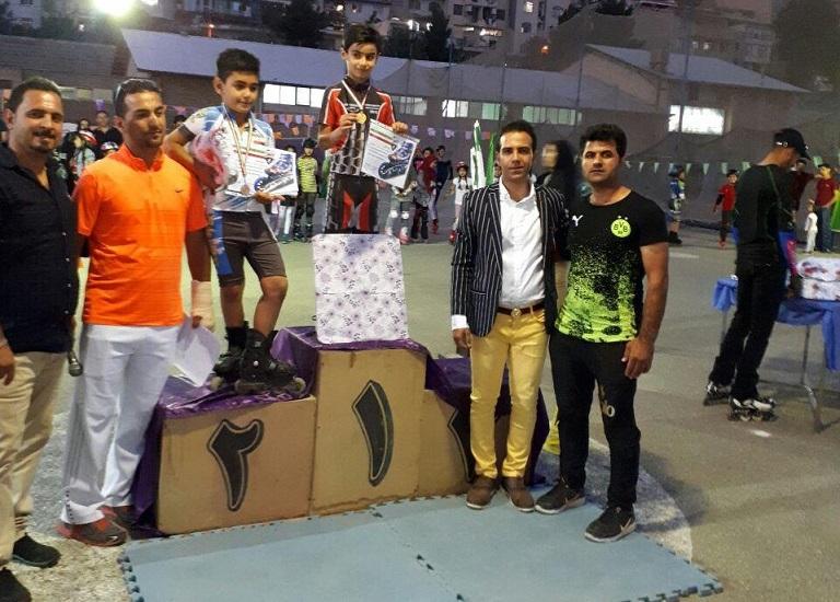 برگزاری مسابقات اسکیت سرعت آزاد در شرق تهران به میزبانی رودهن/ تیم منتخب طوفان شهر دماوند بر سکوی نخست ایستاد