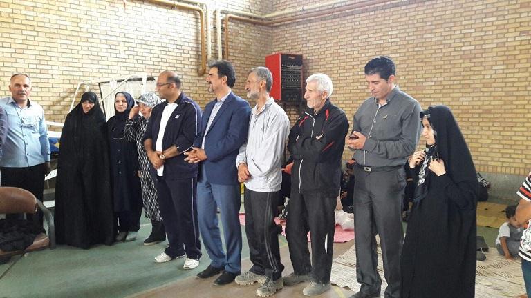 نخستین همایش فرهنگی، ورزشی و تفریحی افراد کمتوان ذهنی ID استان تهران برگزار شد