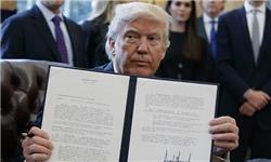 ترامپ: ایران مطلقاً به روح توافق هستهای پایبند نیست