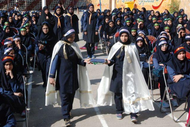 آیین بازگشایی مدارس در بخش رودهن برگزار شد/ ۱۱ هزار دانشآموز در ۸۰ واحد آموزشی بخش رودهن سال تحصیلی جدید را آغاز میکنند