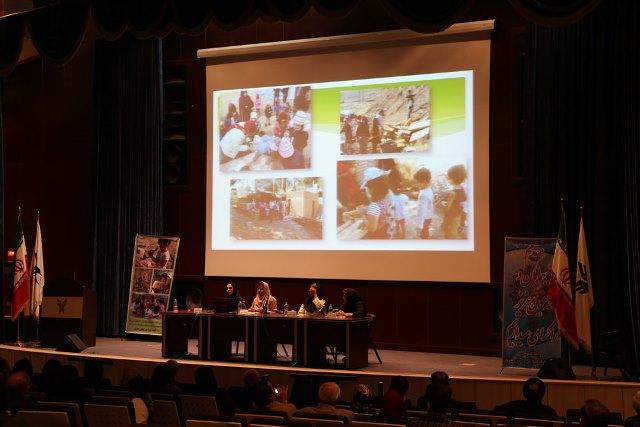 سلسله سخنرانیهای مرتبط با کودک و طبیعت در دانشگاه آزاد دماوند برگزار شد