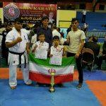 کاراته کاهای شهرستان دماوند