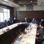 نشست شورای مسکن شهرستان دماوند